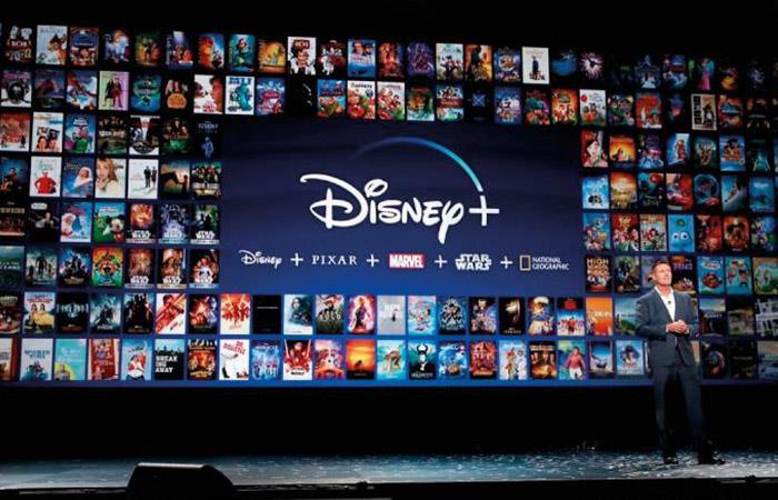 Disney debutó con un gran éxito en el streaming. Foto: Twitter