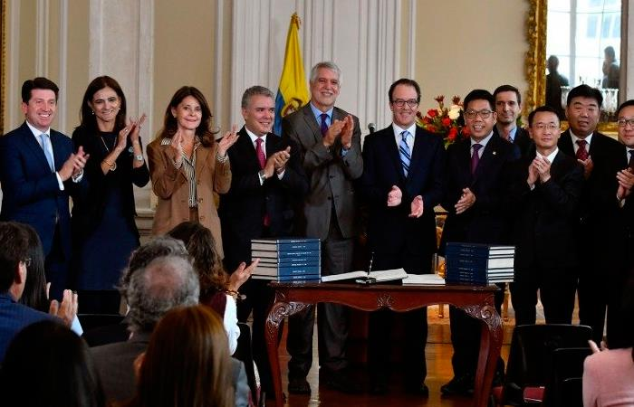 Está fecha será histórica para Bogotá. Foto: Twitter