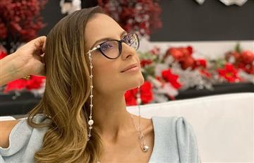 Laura Acuña asegura que sintió la presencia de Jota Mario