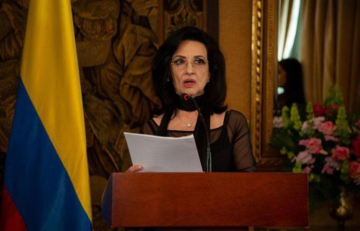 Nueva canciller espera lograr más apoyo para migración venezolana