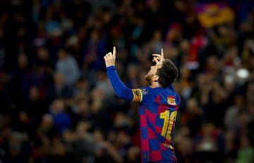 [VIDEO] De la mano de Lionel Messi, Barcelona clasificó a octavos de final de Champions