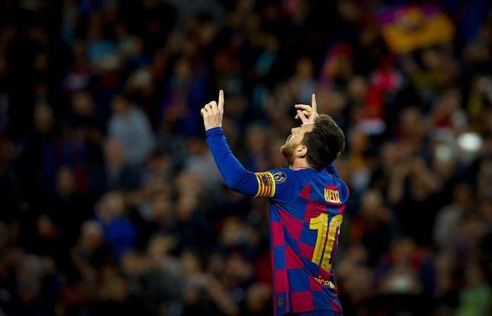 Resultados Champions League partido Barcelona Borussia Dortmund Lionel Messi