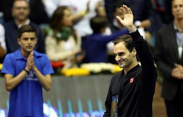 Roger Federer anuncia que compensará a los aficionados de Bogotá