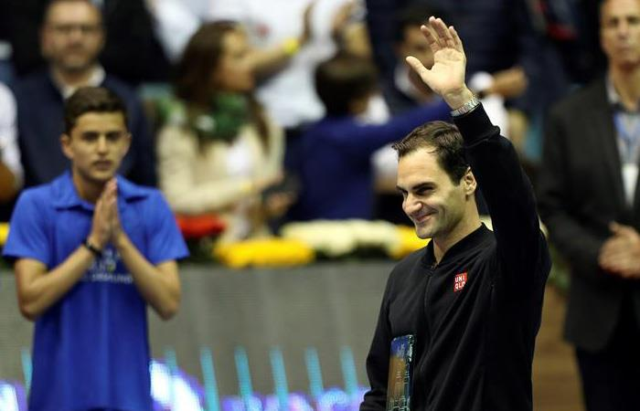 Roger Federer devolución dinero evento Bogotá