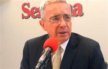 Uribe culpa a Foro de Sao Pablo por manifestaciones del paro nacional