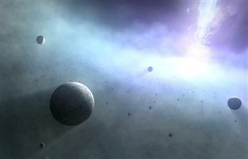 Tres agujeros negros supermasivos se estarían fusionando en la galaxia