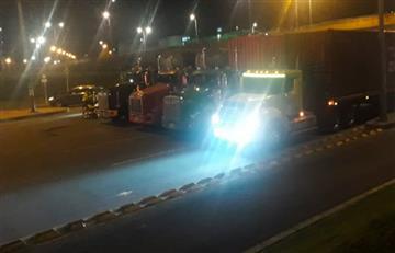 El gremio camionero se estaría uniendo al Paro Nacional