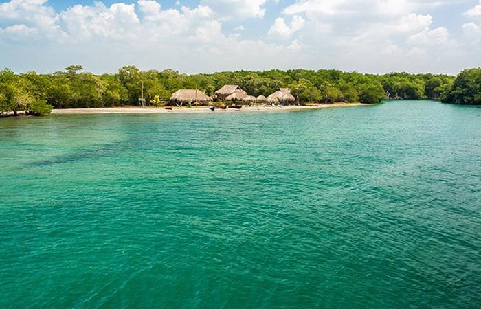 Las playas de Tolú se potencian como un destino para Navidad y Año Nuevo. Foto: Interlatin
