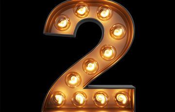 Si soñaste con el número 2, una situación difícil podría estar por llegar