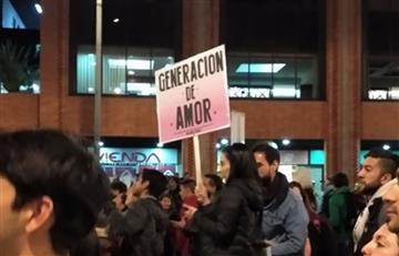 'Tambores en la 85' resonaron como protesta en el Norte de Bogotá