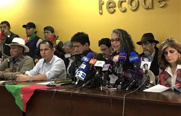 Convocantes del Paro piden al Gobierno reanudar diálogos de paz con ELN