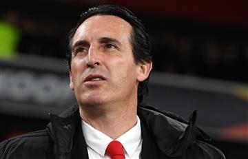 Unai Emery fue despedido de Arsenal por malos resultados