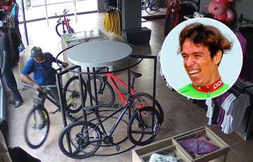 [VIDEO] La respuesta de 'Rigo' al ladrón que robó una de sus tiendas