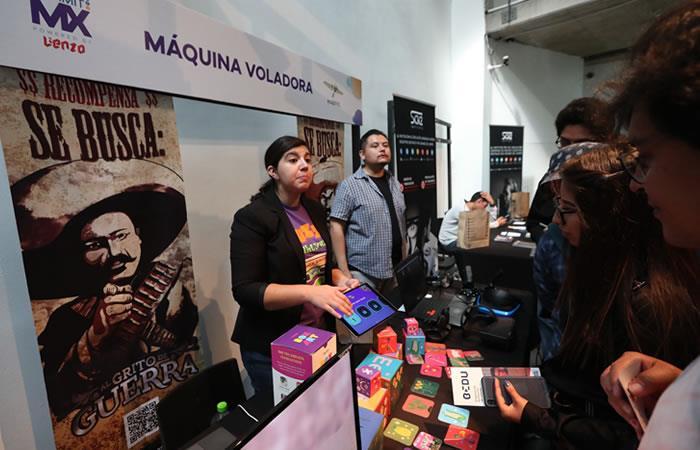The Game Summit encuentro videojuegos México y España