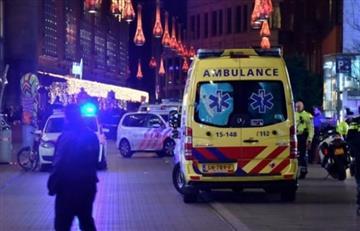 Ataque con arma blanca en La Haya deja varios heridos