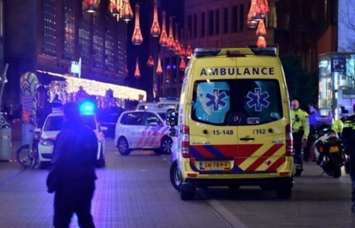 El emergencia se registró hace pocas horas. Foto: Twitter