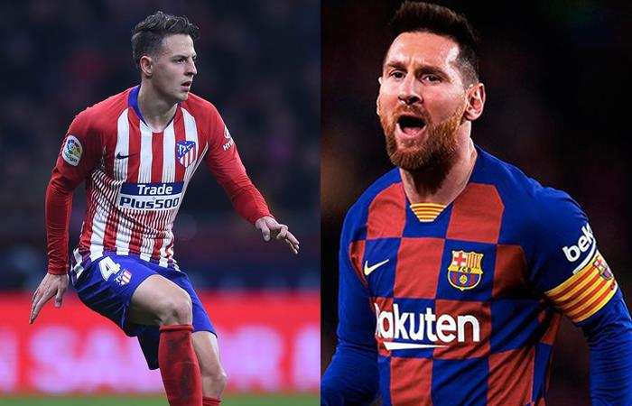 Arias tendrá la dura tarea de detener al Barcelona de Messi. Foto: Twitter