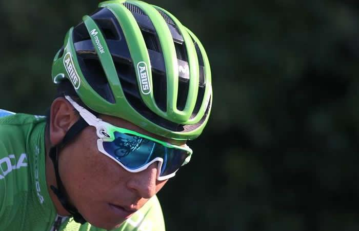 Nairo Quintana Tour Colombia Tour de Francia Arkea Movistar