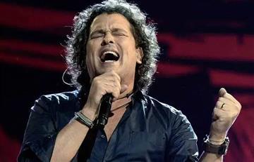 """Carlos Vives hizo historia este fin de semana en Bogotá con su """"Concierto para no sentarse"""""""