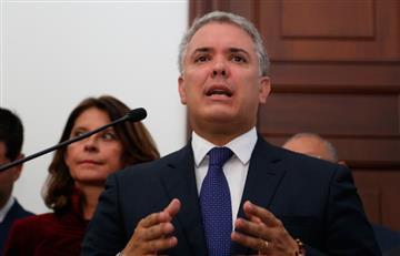 Duque pide a manifestantes conversar con Gobierno ante pérdidas del comercio