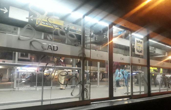 Estaciones Transmilenio reapertura Fucha Calle 19 Patio Bonito San Facon