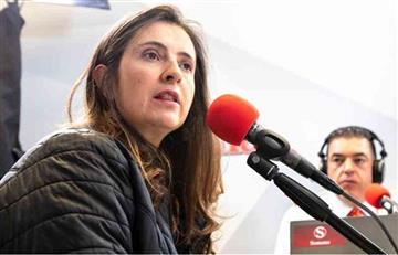 """La senadora Paloma Valencia aseguró que Dilan Cruz """"era un vándalo"""""""