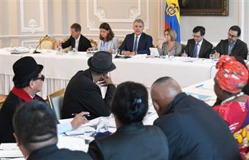 Gobierno Nacional acepta un diálogo directo con los líderes del Paro Nacional
