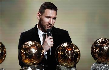 Lionel Messi dejo ver que ya está pensando en su retiro