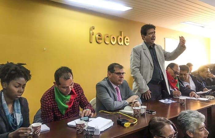 Las jornadas de paro de los últimos 8 días han generado pérdidas por 1 billón de pesos. Foto: Twitter