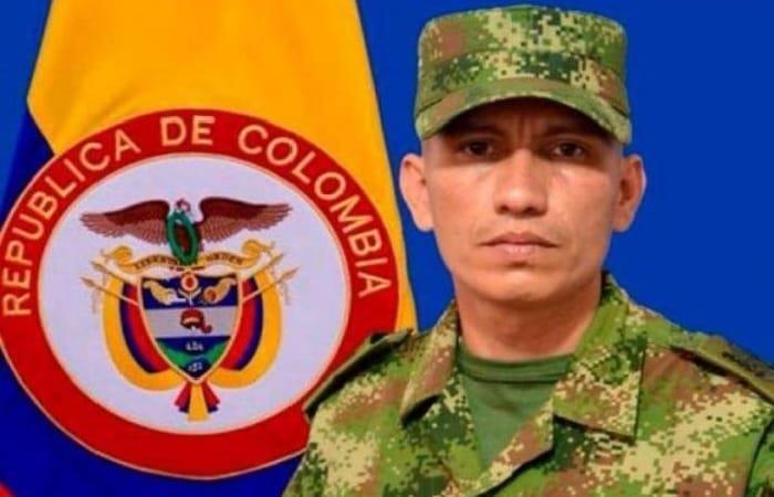 soldado liberado cauca Albeiro Acosta Melo