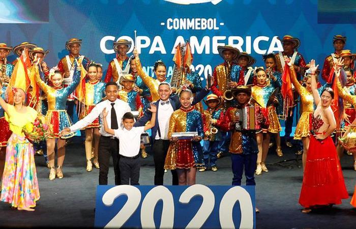 Calendario Copa América 2020 Selección Colombia