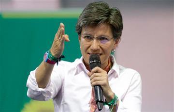 Duro pronunciamiento de Claudia López contra reforma tributaria
