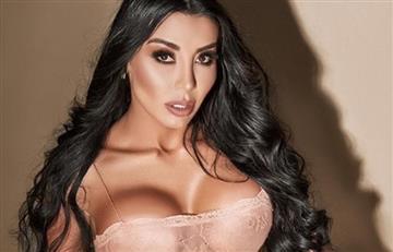 DJ Marcela Reyes, famosa por escándalo de infidelidad, terminó siendo víctima de biopolímeros