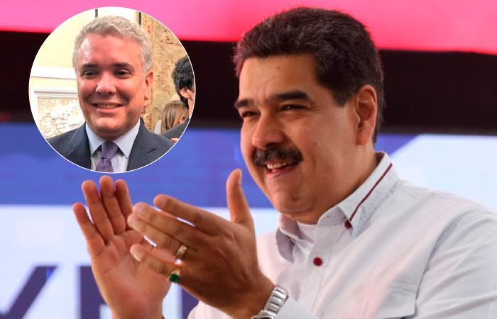 No es la primera vez que Maduro arremete contra el mandatario colombiano. Foto: Twitter