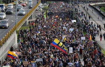 [PARO 4D] Estos son los puntos de concentración para este 4 de diciembre en Bogotá