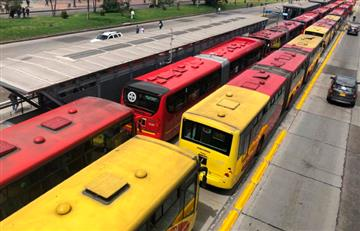 Estas son las estaciones y portales de Transmilenio cerrados en Bogotá