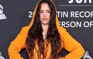 """Rosalía será premiada en los """"Billboard Mujeres en la Música"""""""