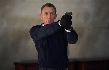 Este es el tráiler de la última película de James Bond con Daniel Craig