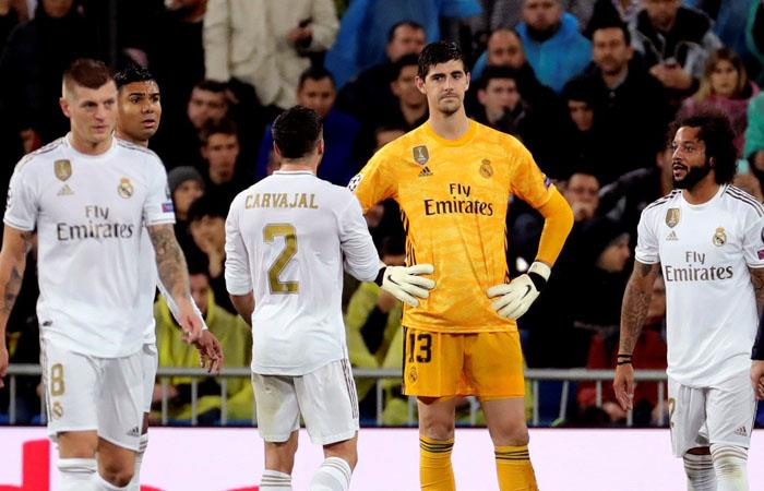 LaLiga Eden Hazard Marcelo bajas clásico Barcelona vs Real Madrid