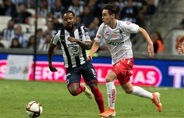 Dorlan Pabón y Stefan Medina, a un paso de la final del fútbol mexicano