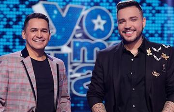 """""""Tu Fiesta"""", lo nuevo de Jessi Uribe y Jorge Celedón para cerrar el año con broche de oro"""