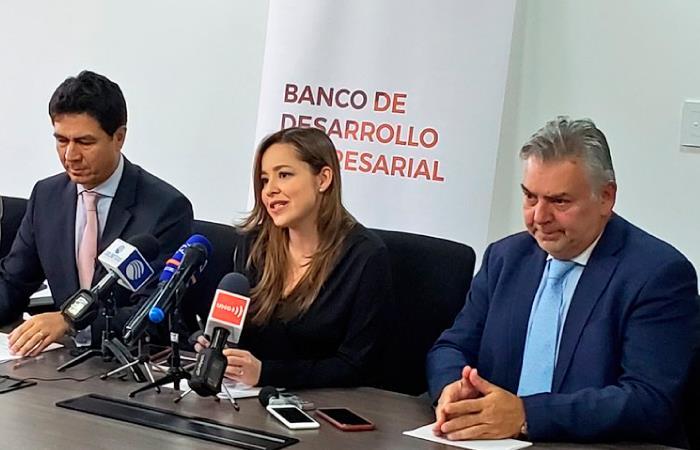 Bancoldex prestará hasta $700 millones a empresarios afectados por paro