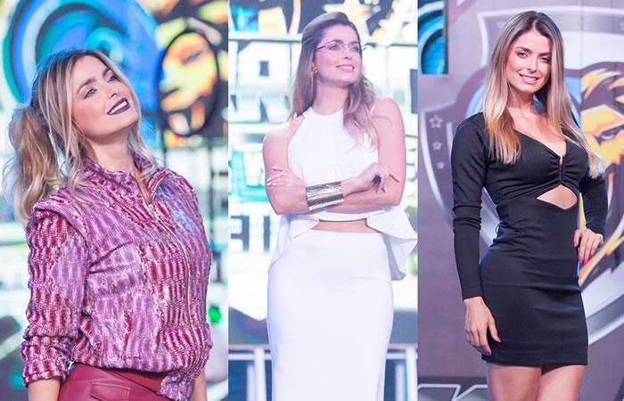 Cristina Hurtado como Harley Quinn en Brasil