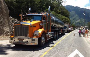 La vía al Llano vuelve a estar disponible las 24 horas