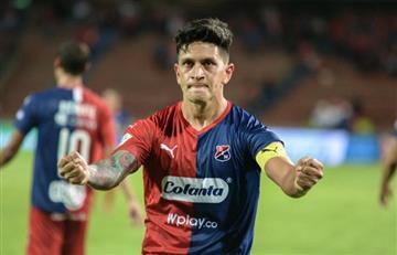 Germán Ezequiel Cano se va de Independiente Medellín