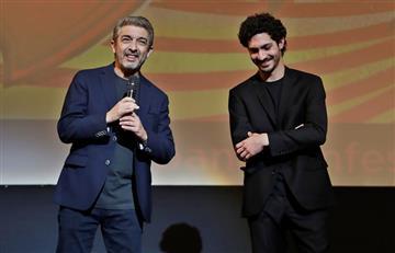 """Los Darín son aplaudidos en La Habana por su filme """"La odisea de los giles"""""""