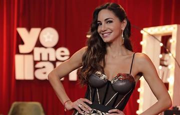 El vestido con el que Valerie Domínguez desconcertó a todos con abertura en la pelvis en 'Yo me llamo'