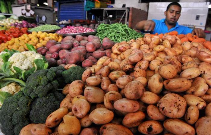 Inflación acumulada del año cierra en noviembre en 3,84%