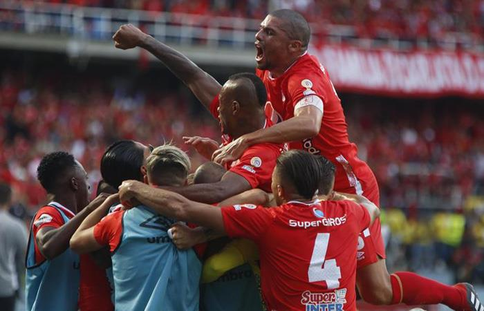 [VIDEO] América de Cali es el nuevo campeón del fútbol colombiano
