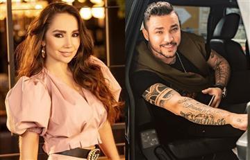 [VIDEO] La reacción de Paola Jara cuando le contaron que Jessi Uribe confesó estar enamorado de ella